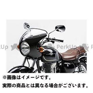 KAWASAKI ニンジャ400 カウル・エアロ Cafe-Style カウル(メタリックスパークブラック) カワサキ