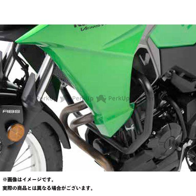 送料無料 HEPCO&BECKER ヴェルシスX 250 エンジンガード エンジンガード(ブラック)