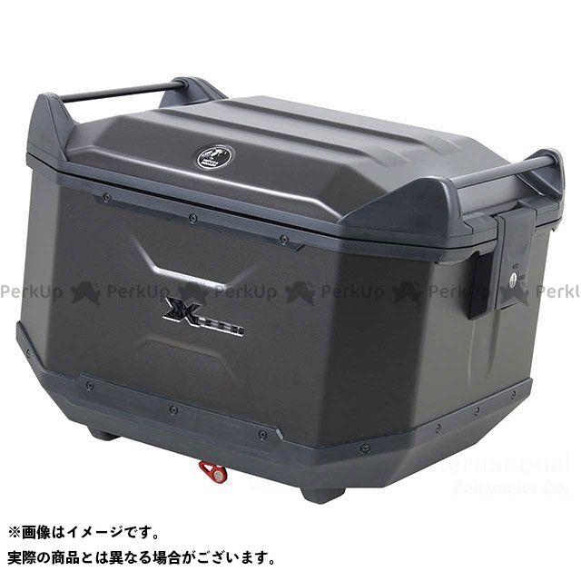 HEPCO&BECKER ツーリング用ボックス トップケース Xceed / エクシード カラー:ブラック ヘプコアンドベッカー