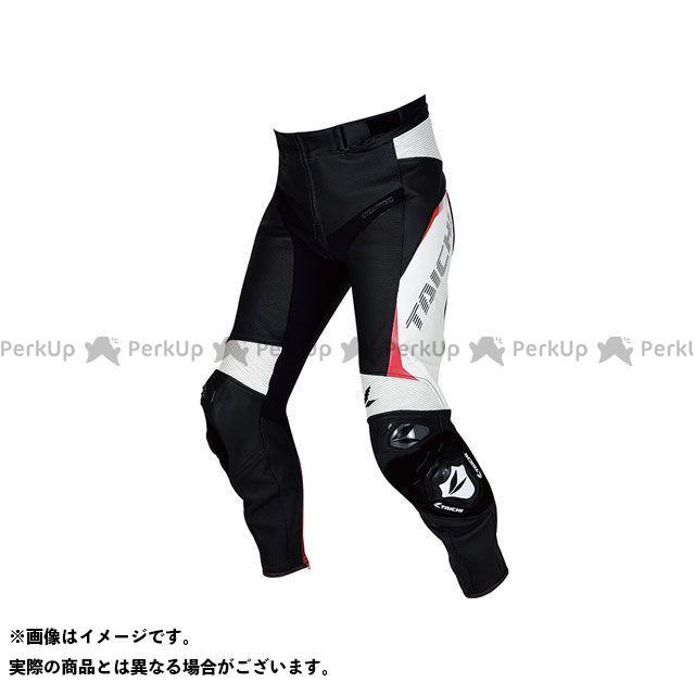 アールエスタイチ パンツ RSY828 GMX アロー レザーパンツ(ブラック/ホワイト) サイズ:M RSタイチ
