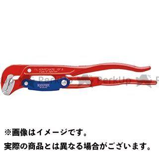 【無料雑誌付き】KNIPEX ハンドツール 8360-015 パイプレンチ(スウェーデン型) クニペックス