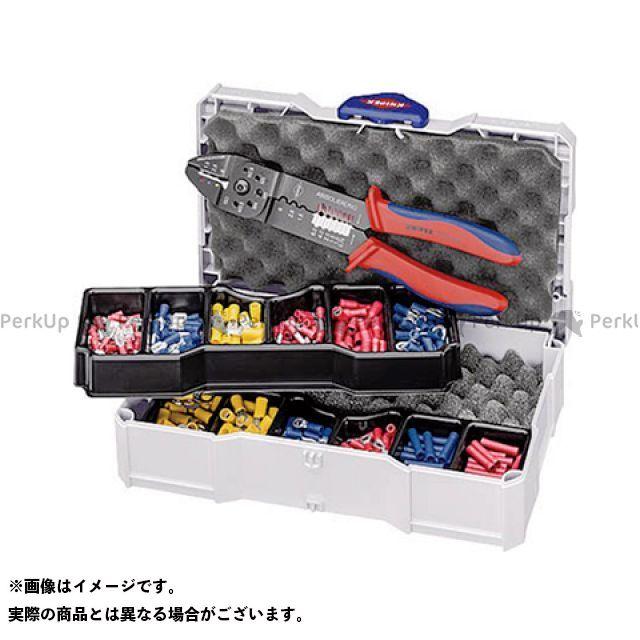 クニペックス ハンドツール 9790-26 圧着ペンチセット KNIPEX