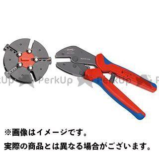 KNIPEX クニペックス ハンドツール 工具 クニペックス ハンドツール 9733-01 マルチクリンプ マガジン式圧着工具  KNIPEX