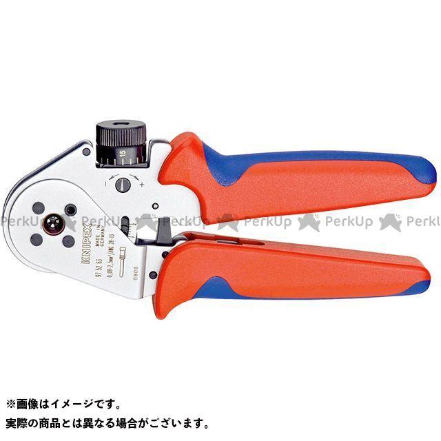 【無料雑誌付き】KNIPEX ハンドツール 9752-63 圧着 ペンチ クニペックス