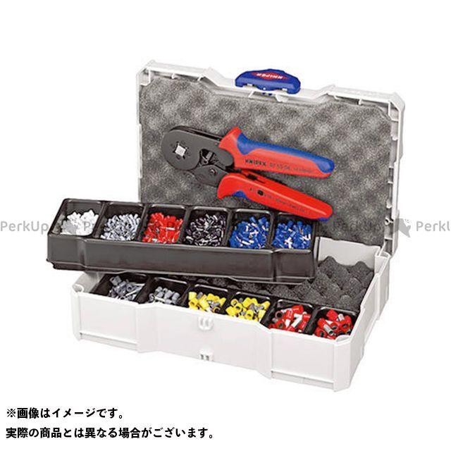 クニペックス ハンドツール 9790-09 圧着 ペンチセット KNIPEX