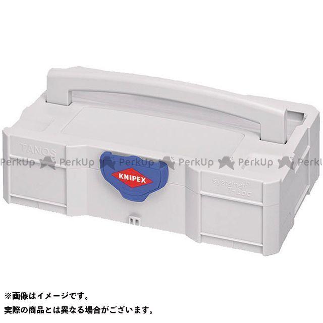 クニペックス 作業場工具 9790-00LE 圧着ペンチセット用ケースのみ KNIPEX