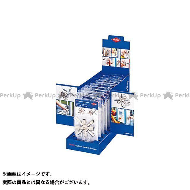 クニペックス 作業場工具 001911V01 カウンターディスプレイ(001101x10本) KNIPEX