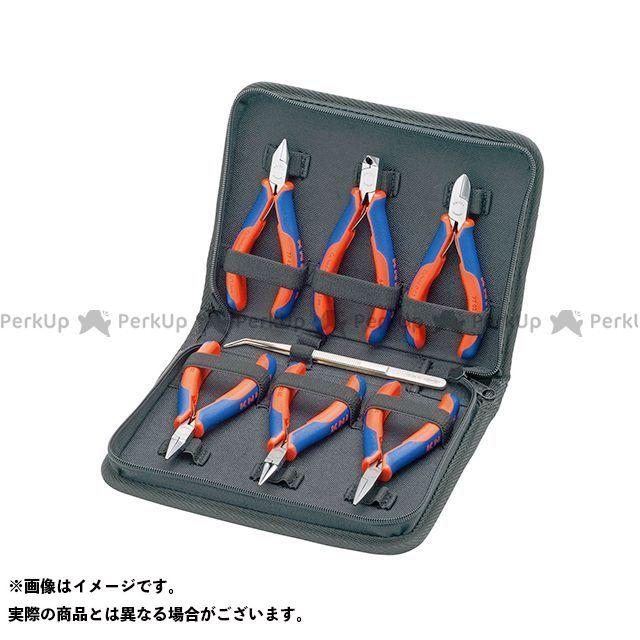 KNIPEX クニペックス ハンドツール 工具 クニペックス ハンドツール 002016 エレクトロニクスプライヤーセット  KNIPEX