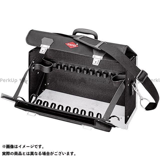 【エントリーで更にP5倍】クニペックス ツーリング用バッグ 002102LE ツールバッグ KNIPEX
