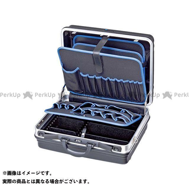 【無料雑誌付き】KNIPEX 作業場工具 002105LEツールケース ベーシック クニペックス
