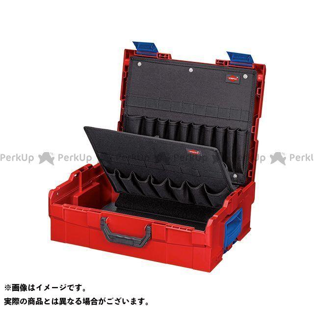 【無料雑誌付き】KNIPEX 作業場工具 002119LB ツールボックス L-Boxx クニペックス