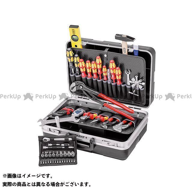 クニペックス ハンドツール 002121HKS メンテナンス用ツールセット  KNIPEX