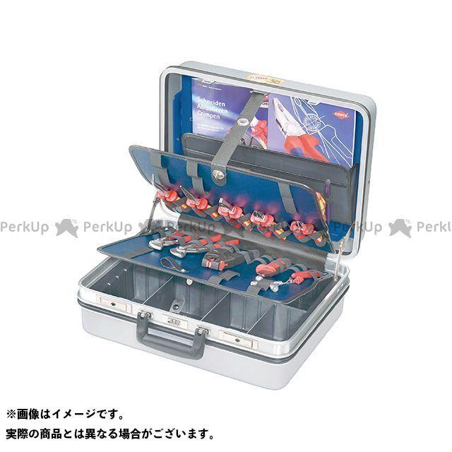 クニペックス 作業場工具 002130 ツールケースセット KNIPEX