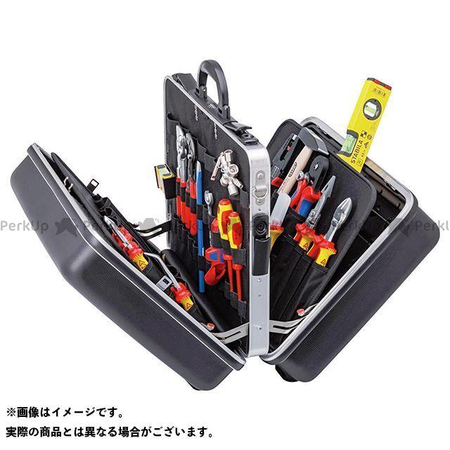 クニペックス ハンドツール 002140 電工技師用ツールセット KNIPEX