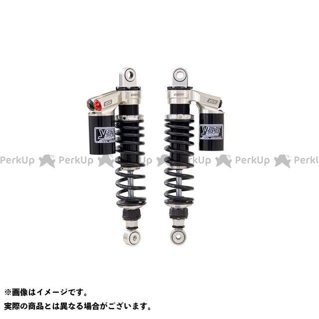 送料無料 YSS RACING ゼファー750 リアサスペンション関連パーツ Sports Line SII 362 350mm ブラック ホワイト