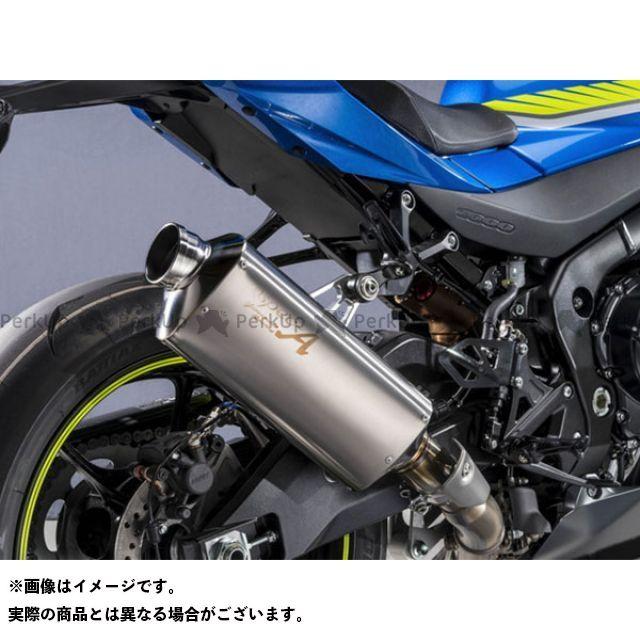 YAMAMOTO RACING GSX-R1000 マフラー本体 17~GSX-R1000R SLIP-ON TYPE-S ヤマモトレーシング