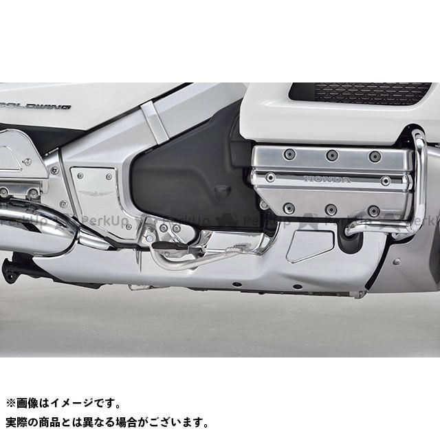 ホンダ ゴールドウイング カウル・エアロ リアロアカウル クロムメッキタイプ Honda
