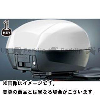 ホンダ VFR1200F ツーリング用ボックス トップボックス 33L ワン・キー・システムタイプ(パールサンビームホワイト) Honda