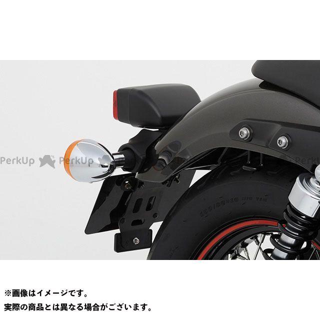 ホンダ 2020春夏新作 Honda 秀逸 電装ステー カバー類 電装品 VT400S VT750S 無料雑誌付き テールライトカバー ブラックタイプ