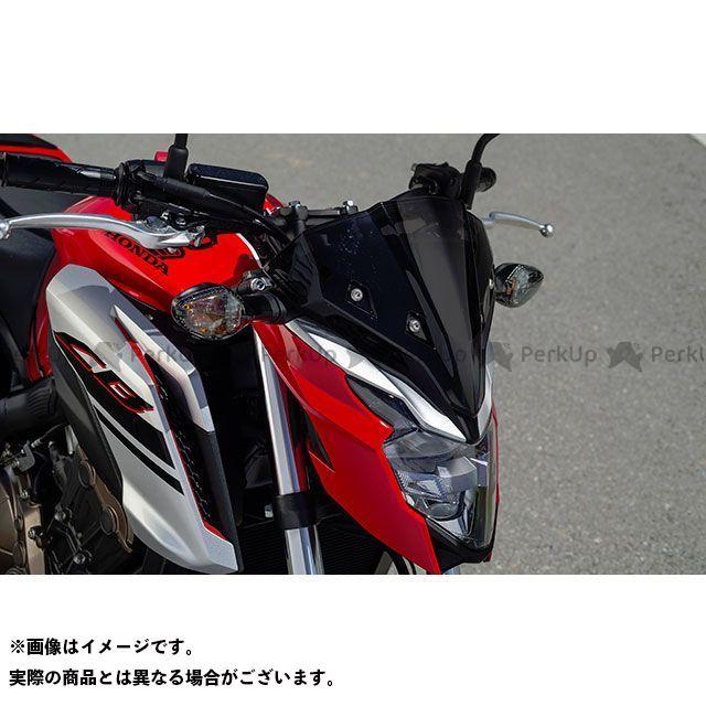 ホンダ CB650F スクリーン関連パーツ メーターバイザー Honda