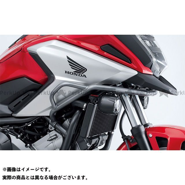 【エントリーで更にP5倍】ホンダ NC750X その他外装関連パーツ フロントサイドパイプ Honda