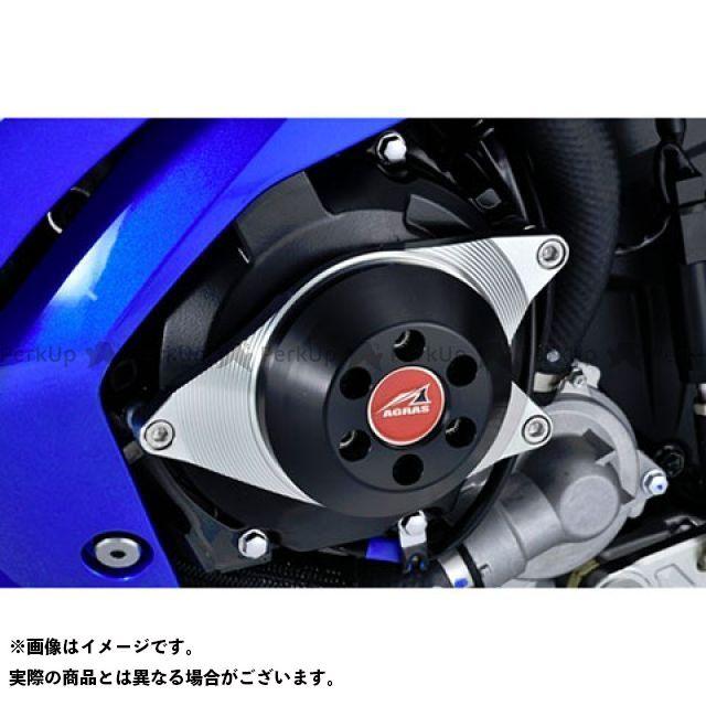 【エントリーで更にP5倍】AGRAS GSX-R1000 スライダー類 レーシングスライダー ジュラコンカラー:ブラック アグラス