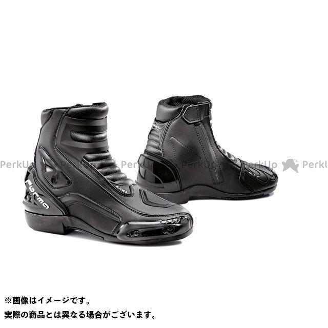 送料無料 FORMA フォーマ レーシングブーツ AXEL レーシングブーツ(ブラック) 45/28.0cm