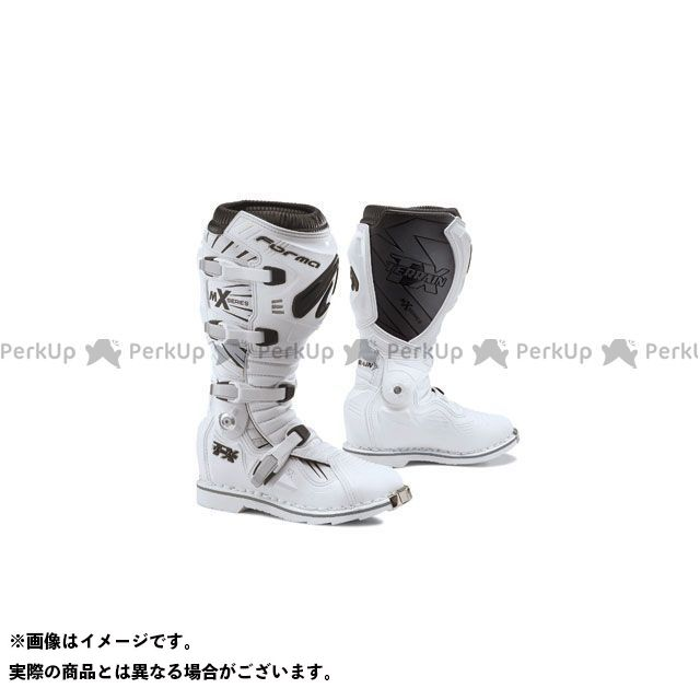 フォーマ オフロードブーツ TERRAIN TX オフロードブーツ(ホワイト) サイズ:40/25.5cm FORMA