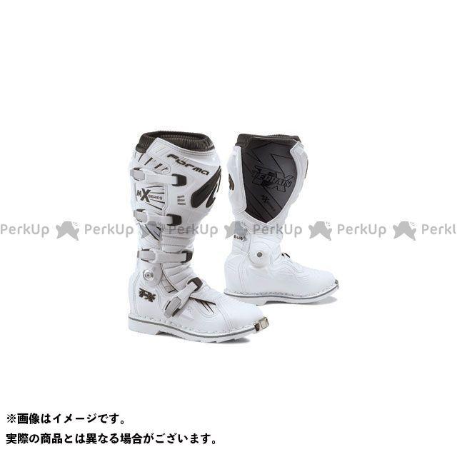 フォーマ オフロードブーツ TERRAIN TX オフロードブーツ(ホワイト) サイズ:45/28.0cm FORMA