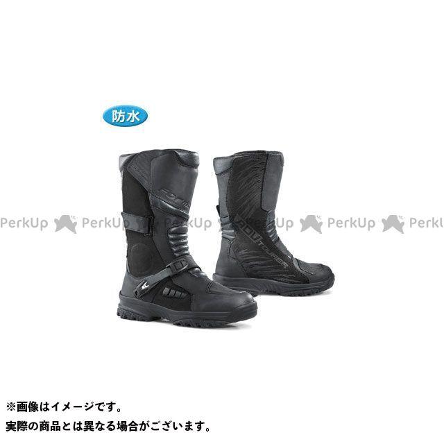 送料無料 FORMA フォーマ ライディングブーツ ADVENTURE TOURER ブーツ(ブラック) 39/25.0cm