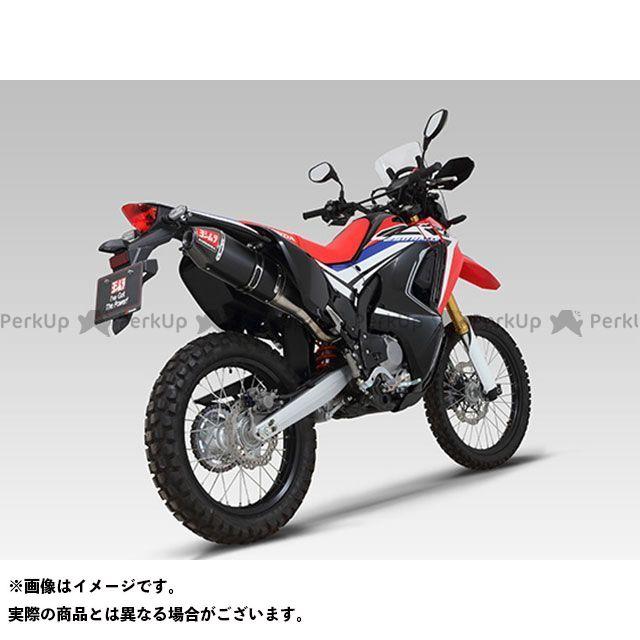 YOSHIMURA CRF250L CRF250M CRF250ラリー マフラー本体 Slip-On RS-4Jサイクロン カーボンエンド EXPORT SPEC SM ヨシムラ
