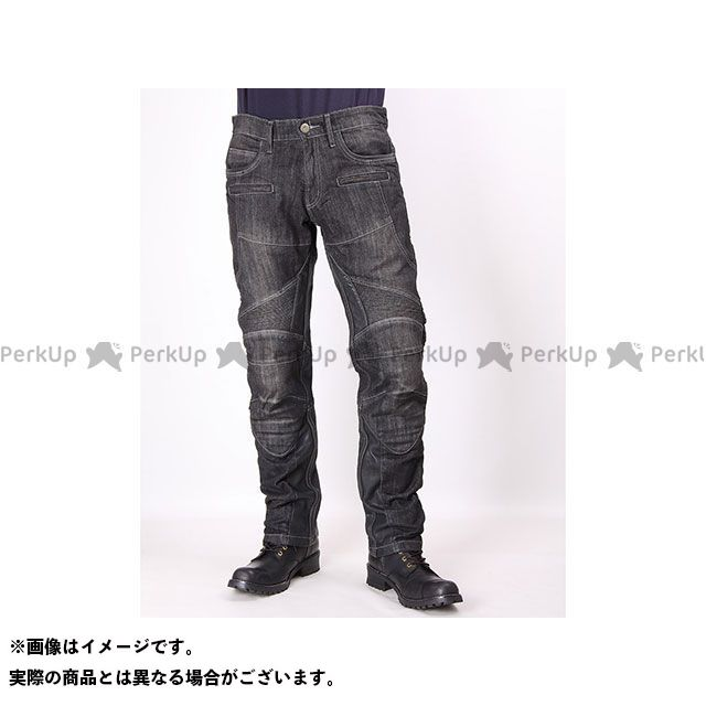 【エントリーで最大P21倍】DEGNER パンツ DP-27 メンズデニムパンツ(ブラック) サイズ:XL DEGNER