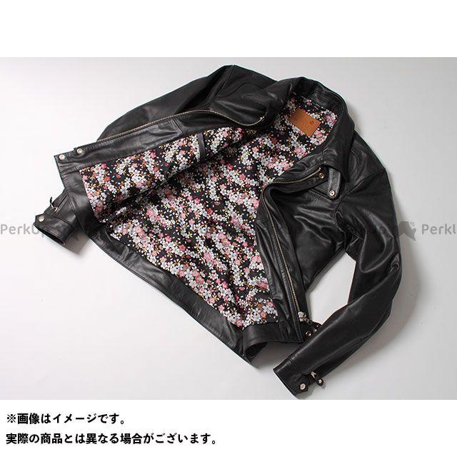 デグナー ジャケット 花山 12WJ-1TK 花山ジャケット(京桜/ブラック) サイズ:L DEGNER