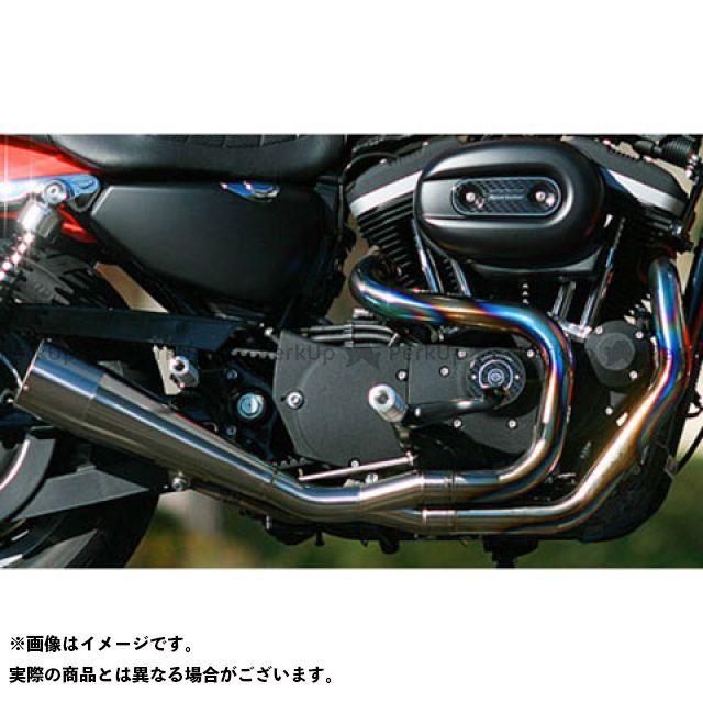 DLIVE マフラー本体 スポーツライン フルエキゾーストシステム メガホン チタンヒートカラー ドライブ