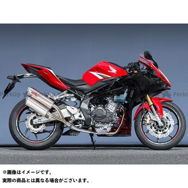 YAMAMOTO RACING CBR250RR マフラー本体 17~CBR250RR 2点セット ヤマモトレーシング
