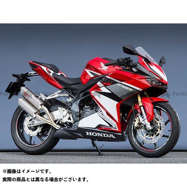 YAMAMOTO RACING CBR250RR マフラー本体 17~CBR250RR SLIP-ON TWIN ヤマモトレーシング