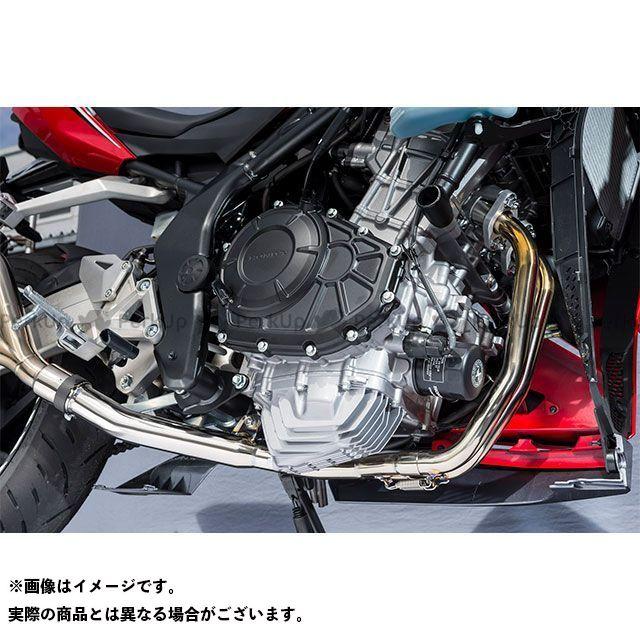 YAMAMOTO RACING CBR250RR エキゾーストパイプ 17~CBR250RR チタン2-1 EX ASSY ヤマモトレーシング