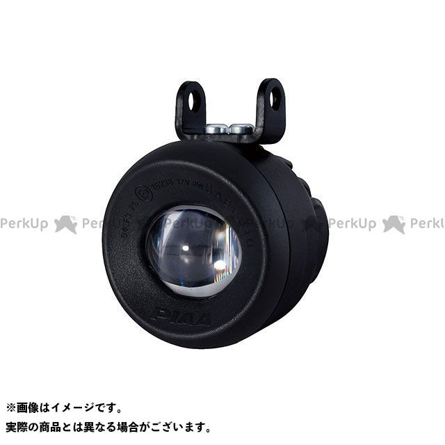 送料無料 PIAA 汎用 ホーン・電飾・オーディオ LEDランプ 1100P Fog 6000K