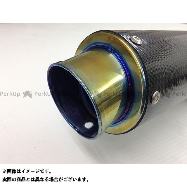 ケイファクトリー Z900RS マフラー本体 STPスリップオン/カーボンφ86-500L-GOLD:JMCA(Z900RS) Kファクトリー