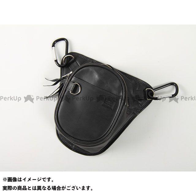 デグナー ツーリング用バッグ 5S-W2TA レザーチョークバッグ(ブラック) DEGNER