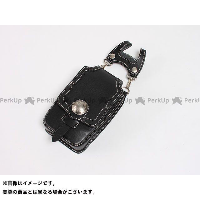 【エントリーで更にP5倍】デグナー 財布 WC-2 レザーウォレットケース(ブラック) DEGNER