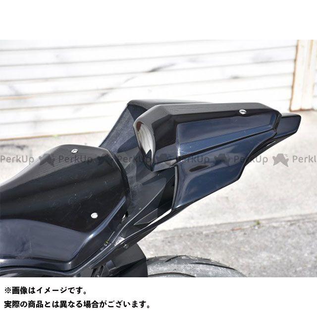才谷屋ファクトリー YZF-R6 カウル・エアロ シングルシート/レース/15mmUP 仕様:黒ゲル 才谷屋