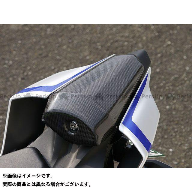 才谷屋ファクトリー YZF-R6 シート関連パーツ タンデムシートカバー 仕様:カーボン平織 才谷屋