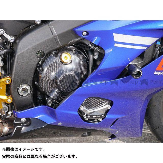 才谷屋ファクトリー YZF-R6 エンジンガード エンジンプロテクター/右側2ケset カーボン綾織