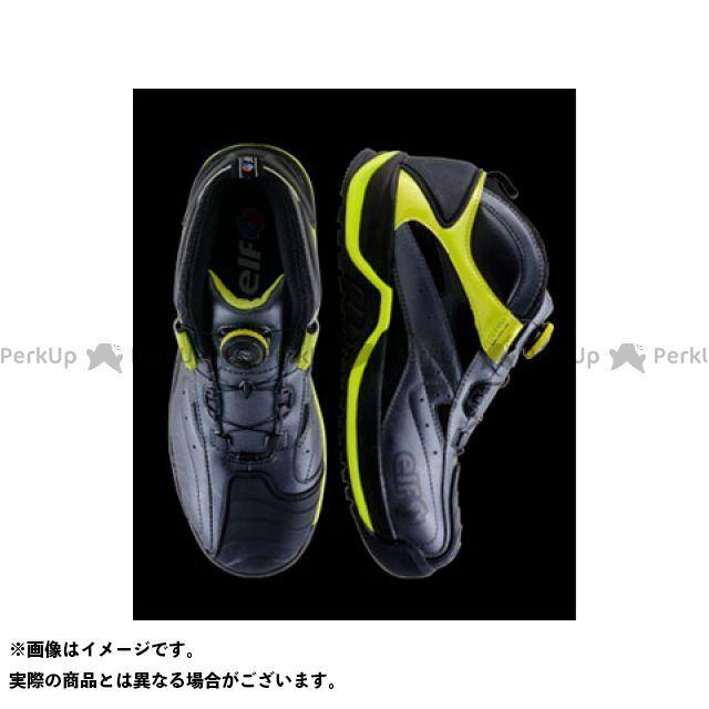 送料無料 elf shoes エルフシューズ メカニックシューズ ギアテック 01(アシッド) 25.5cm