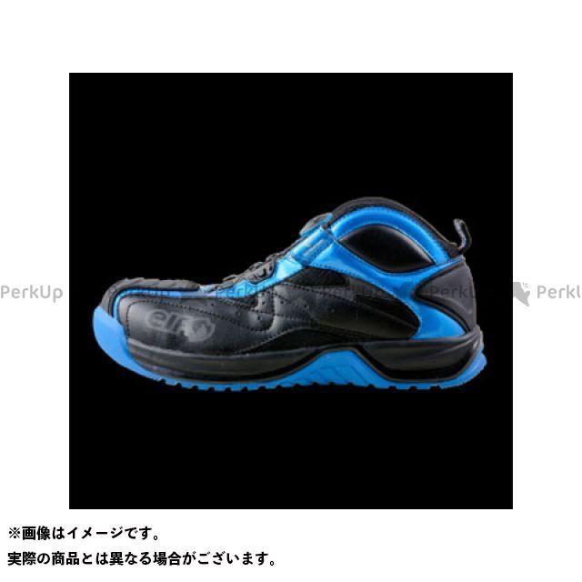 エルフシューズ メカニックシューズ ギアテック 01(ブルー) サイズ:25.0cm elf shoes