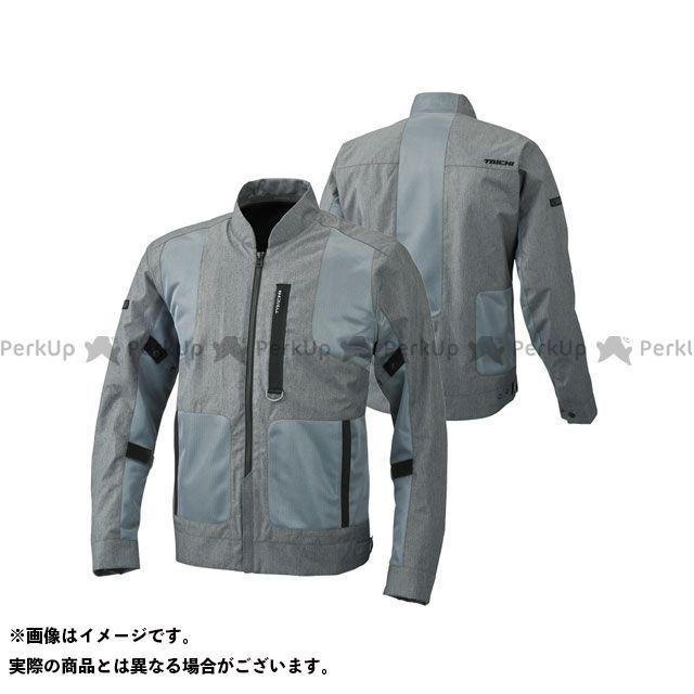 RSTAICHI ジャケット RSJ319 ヴィエント エアー ジャケット(グレー) サイズ:L RSタイチ