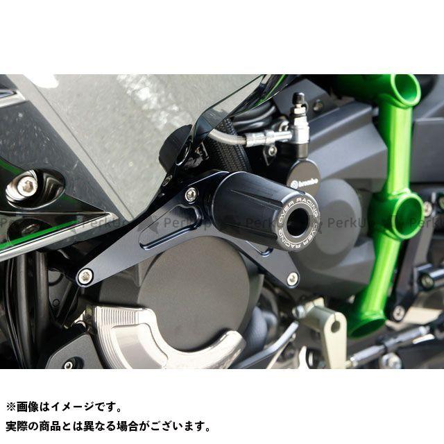 OVER RACING ニンジャH2(カーボン) スライダー類 レーシングスライダー(ブラック) オーバーレーシング