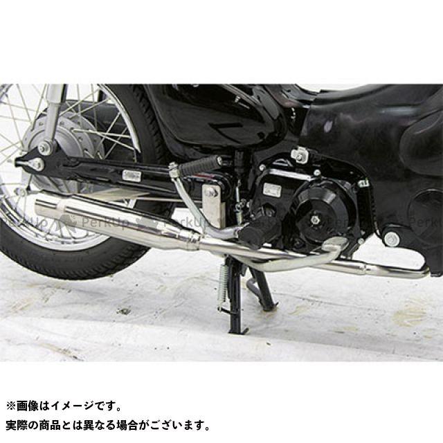 WirusWin スーパーカブ50 マフラー本体 カブ50(JBH-AA01)用 シャープマフラー