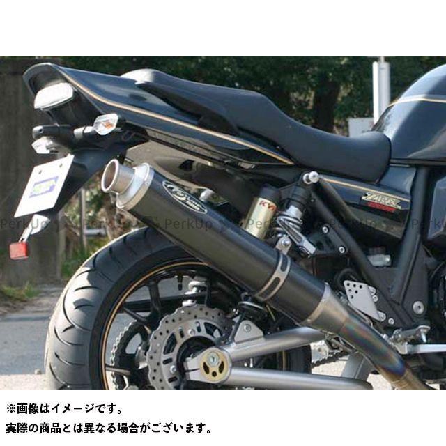 NOJIMA ZRX1200ダエグ マフラー本体 FASARM S チタン フルエキゾースト 4-1SC サイレンサー:チタン ノジマ